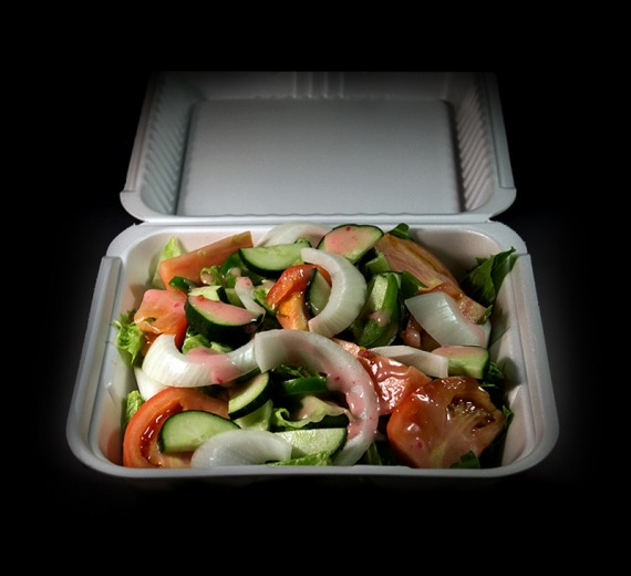 Bubbas Salad