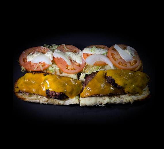 Hamburger Sub