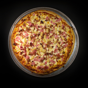 Caribbean Pizza
