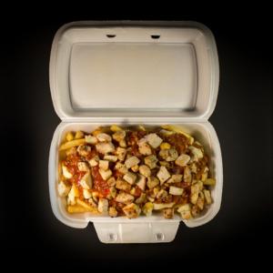 Chicken Italian Poutine