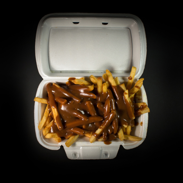 Fries with Gravy