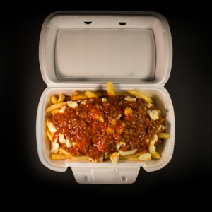 Italian Cheese Poutine
